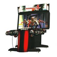 Quality W205 * D150 * H225CM Video Arcade Machine , House Of The Dead Mame Arcade Machine for sale