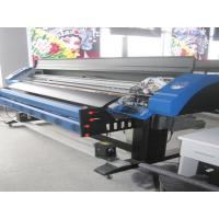 China Digital CMYK Inkjet UV Printer / Wasatch Rip software With Post Heater on sale