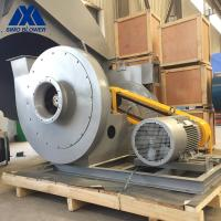 China Air Inlet Mineral Powder Sintering System Base Dust Collector Fan for sale