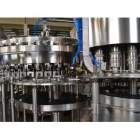 Quality 9KW 380V Carbonated Drink Filling Machine 8000BPH Liquid Filling Machines for sale