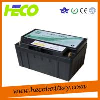 China 60V120AH Energy Storage Car Battery With BMS System , Customized Size on sale