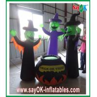 Quality Customized Ghost Halloween Decoration Outdoor Promotional 4m for sale