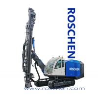 China Integrated Hydraulic DTH Drilling Rig Machine for Copper Mine Rock Drilling on sale