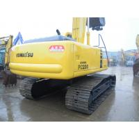 Quality Komatsu PC200 Second Hand Excavators 5400 Hours 2002 Year With 40L Fuel Tank for sale