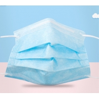 Quality Non Irritating Hygiene Disposable Earloop Face Mask for sale