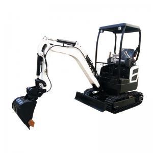 Quality Garden Excavator Ground Digger2.2 Ton Mini Excavator Hydraulic Excavtor Mini Diggator Small Excavaer Machine For Sale for sale