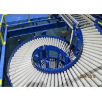 Quality High Speed Flexible Conveyor System Reliable Spiral Type For Products Transportation for sale