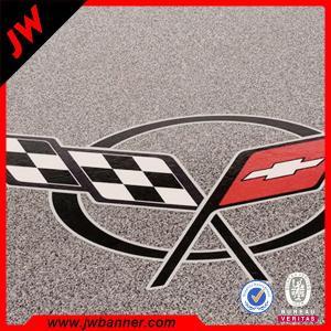 Buy cheap Advertise custom design Eco vinyl floor tile digital printing sticker from wholesalers
