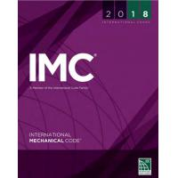 Quality 2018 International Mechanical Code (IMC 2018) by International Code Council PDF for sale