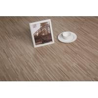 Quality Luxury PVC LVT Plank Flooring UV Coating Surface Treat 152.4mm x 914.4mm for sale