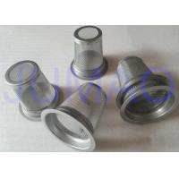 Quality Special Metal Woven Wire Mesh Filter Drum With Height 100mm - Stainless Steel for sale