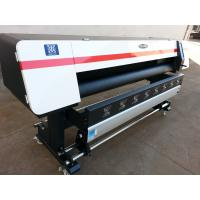 Best 70sqm/h High Speed Large Format Eco Solvent Printer with Industrial Epson 5113 heads wholesale