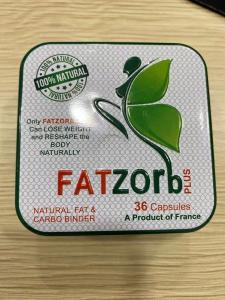 Quality Fatzorb Plus Brand Slimming Herbal Capsule for sale
