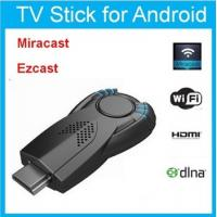 Newest TV stick DLNA HDMI Ezcast Miracast for Android smartphone Tablet