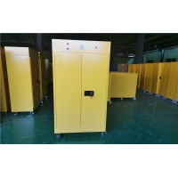 China Intelligent Liquid Storage 45 Gal Flammable Safety Cabinets for sale