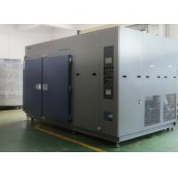 Quality 500L 2 Zone Basket Thermal Cycling Shock Temperature Test Chamber  For Auto Parts for sale