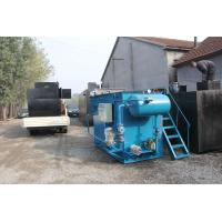 Quality Anti Clogging Daf Wastewater Treatment System Silt Expansion Elimination for sale