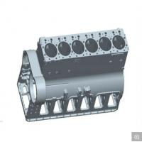 Quality Cylinder Block High Precision Mold For Motorcycle Parts Low Pressure Casting for sale