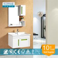 China pvc bathroom mirror cabinet on sale