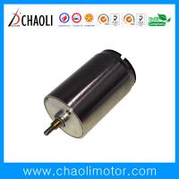 Quality 16mm Electric DC Motor CL-1625 For Tooth Washing Machine And Tooth Drilling for sale