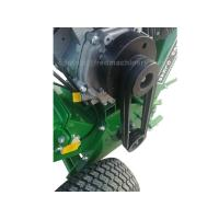 Quality 5 Inch Wood Chipper 2 Cutting Knives 220kg Net Weight Easy Operation Shredder for sale