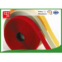 10mm - 180mm hook and loop tape for sewing , white velcro tape 100% Eco - Friendly