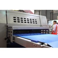 Quality Flatbread Line Paratha Maker Machine Easy Clean With 800mm Width Working Table for sale