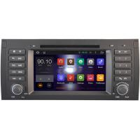 Quality Pixel 1024 X 600 BMW E39 DVD Player Radio Gps Stereo In Dash 5 Series 1995 - 2003 for sale