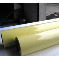 Quality Graphic Cover Cold Lamination Roll , Self Adhesive Cold Press Laminating Sheets for sale