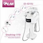 Quality D-016 Desktop V10 Velashape Machine / home cellulite treatment machines for sale
