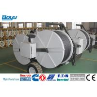 China Tension Stringing Equipment TY2x40 Max Continuous Pull 2x40kN Hydraulic Tensioner Groove Number 2x5 for sale