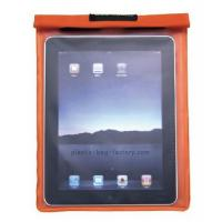Fashion Plastic Waterproof Pouch Bag High Safety For Tablet PC / Ipad