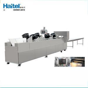 Quality Industrial Snack Food Sesame Bar Manufacturing Machine 380v for sale