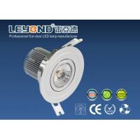 Quality Commercial 15W LED Down Light With Cree COB Chip Warm White 3000K 60D Round Shape for sale