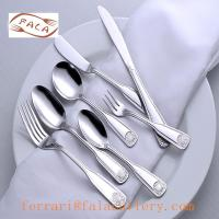 China Stylish Home Newly Design Custom Thinly Christmas Flatware on sale