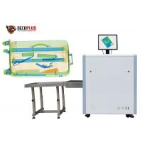 Quality SPX5030C Baggage Screening Equipment small size xray baggage scanner for Factory for sale