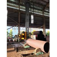 Buy CE Column And Boom Welding Manipulators With Electric Cross Slides Motorized at wholesale prices