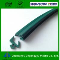 China Extruded EPDM Sealing Strip Standard Door Bottom Weatherstrip on sale