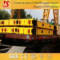 Quality CE&ISO Certificate 1ton-30ton factory and workshop used bridge crane end carriage for sale
