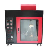 Horizontal Vertical And Needle Flame Burning Machine for sale
