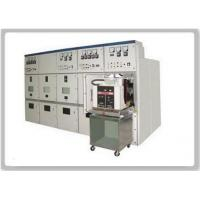 Quality OEM 24kv Rated Voltage Switchgear With Main Busbar Rated Current 630 - 4000 A for sale