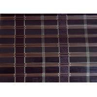 Quality Cabonized Natural Bamboo Blinds Customized Length Corrosion Resistant for sale