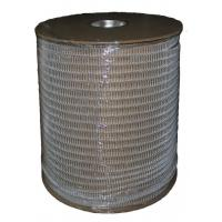 Quality Nylon Coated Metal Wire Coil Binding , Double Loop Wire For Binding Insertion for sale