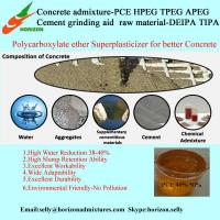 China new generation hyper plasticizer  for the production of high quality self-leveling concret on sale