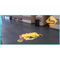 Best custom removable vinyl flooring stickers wholesale
