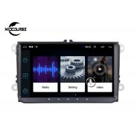 Quality Back Camera Input Android Car Radio , IPS Capacitive Touch Screen Auto Radio for sale