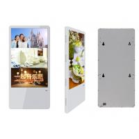 Buy cheap 1920*1080 Resolution Digital Signage Monitor Display , Wall Mounted Video Wall from wholesalers