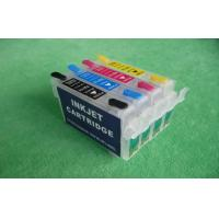 China C M Y Color Desktop Empty Refillable Printer Ink Cartridges for Epson D78 D92 D120 DX7000F on sale