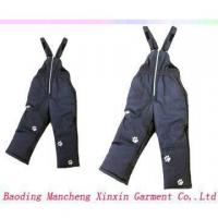 Buy cheap Children's winter pants from wholesalers