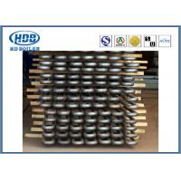 H Fin Tube Boiler Economizer Heat Exchanger High Frequency Welder Carbon Steel ISO9001 for sale